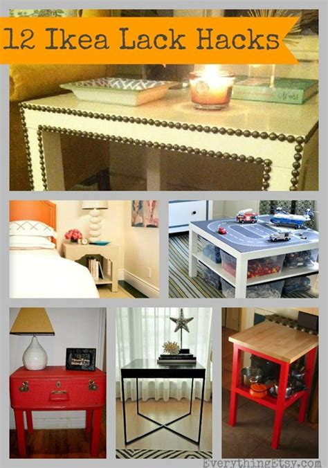 ikea diy projects ikea lack table hacks 12 inspiring diy projects