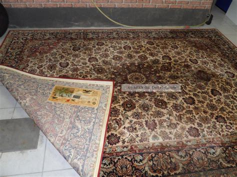 alter teppich schurwolle adler royal majestic