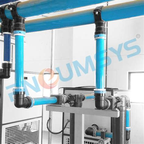 aluminium compressed air piping system size 20 to 160 mm rs 650 meter id 8455924591