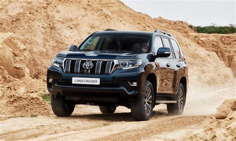 land cruiser toyota 2018 2018 toyota land cruiser gets a refresh in europe the