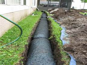 french drain french drain cost reviews vissbiz