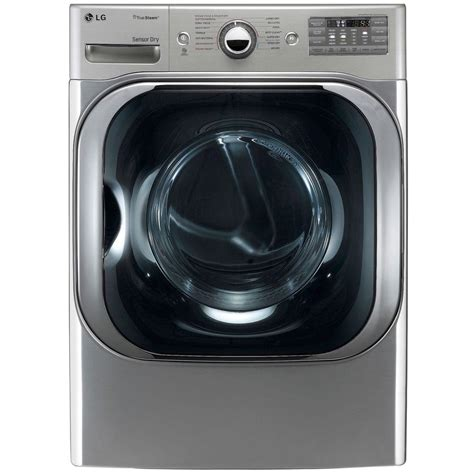 lg gas dryer lg electronics 9 0 cu ft electric dryer with true steam