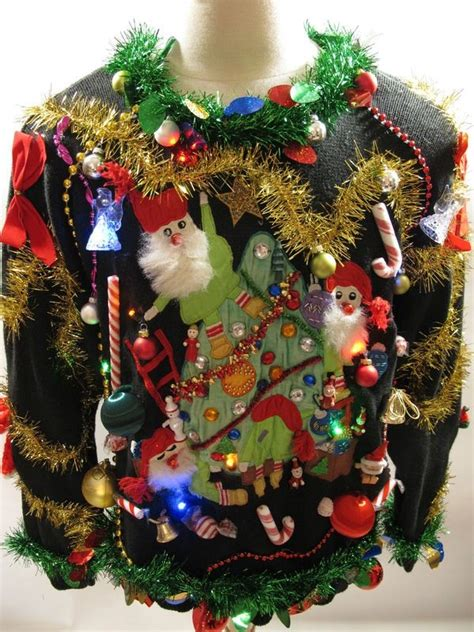 best light up light up tacky sweaters best dresses