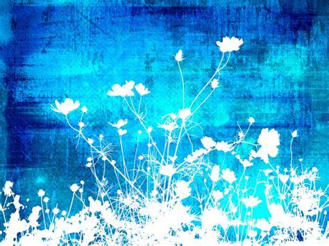 pattern art powerpoint blue flower clipart white background powerpoint pencil