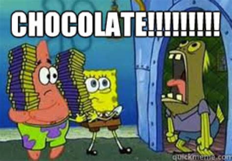 Chocolate Meme Spongebob - 240 best images about spoungebob on pinterest funny