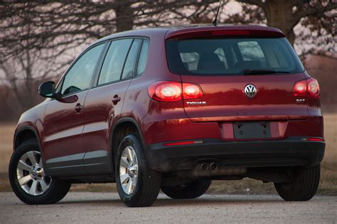 Used Volkswagen Tiguan For Sale by 2009 Used Volkswagen Tiguan S For Sale