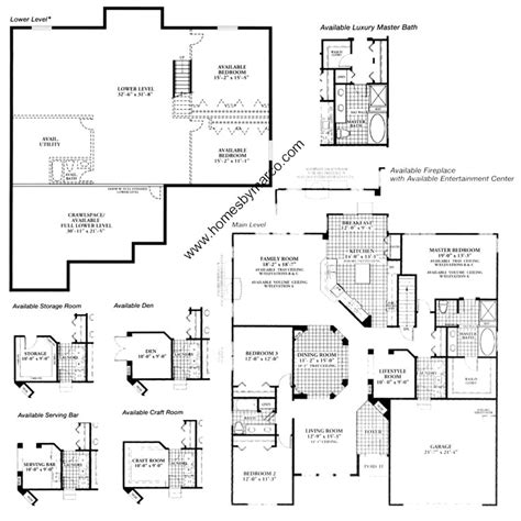 dartmouth floor plans dartmouth model in the covington lakes subdivision in