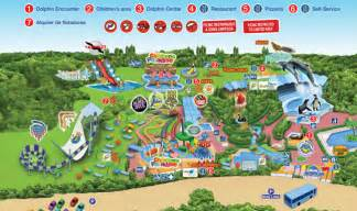 marineland canada map image gallery marineland map