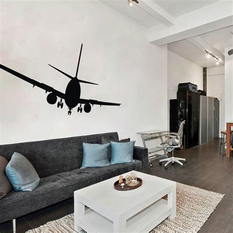 aviation decor home aviation home decor apartment design for pilot aviation