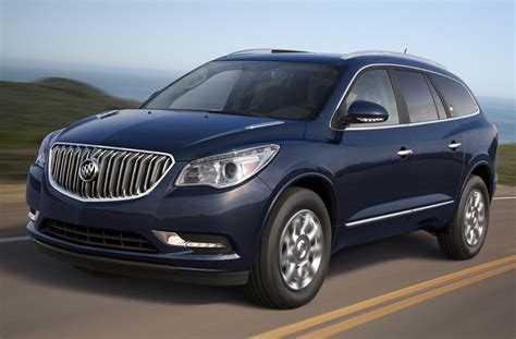 2015 buick enclave review cargurus