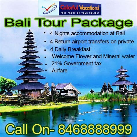 bali tour bali tour package colorful vacations andaman tour colorful vacations