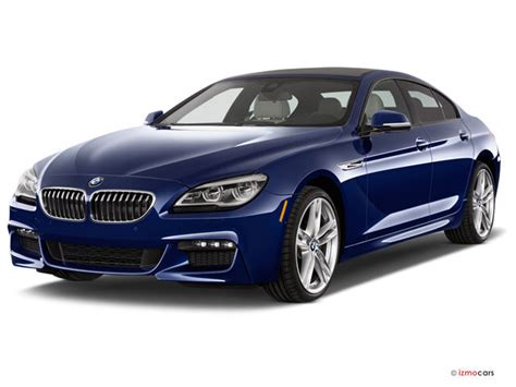 Bmw 6 Series Review 2017 Bmw 6 Series Prices Reviews And Pictures U S News