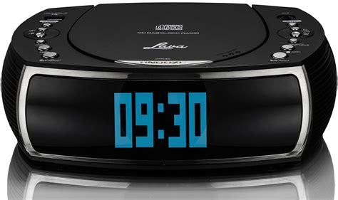 lava bedsidecd alarm clock dabdab digital fm radio
