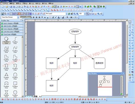 visio solutions visual c library with source code