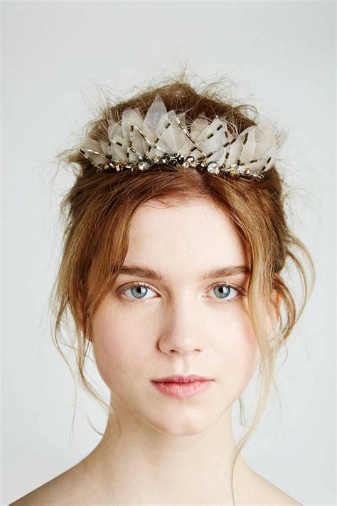Wedding Hair Accessories With Feathers by 12 Bridal Headpieces