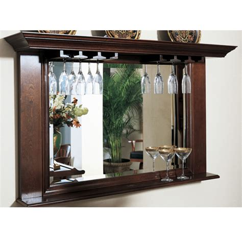 Mirrored Bar Free Shipping Bar Mirrors By American Heritage Eldorado