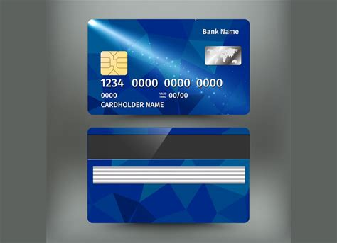 Visa Card Template by Credit Card Design Template 28 Images 19 Credit Card