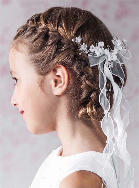 holiness hairstyles best 25 first communion hair ideas on pinterest