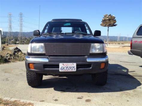 2000 Toyota Tacoma V6 Buy Used 2000 Toyota Tacoma Sr5 Prerunner V6 Extended Cab