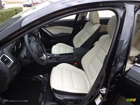 Mazda 6 Sand Interior sand interior 2014 mazda mazda6 grand touring photo 76480821 gtcarlot