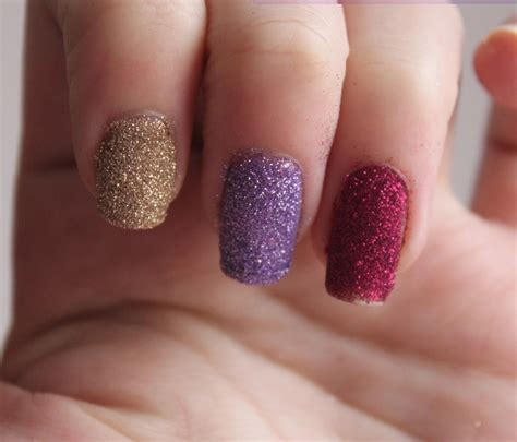 Nails Glitter glitter nails gosh nail glitter a obsessed