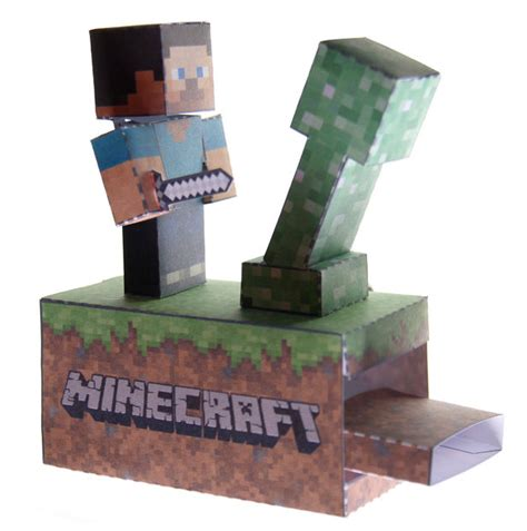 How To Make Minecraft Blocks Out Of Paper - minecraft paper machine