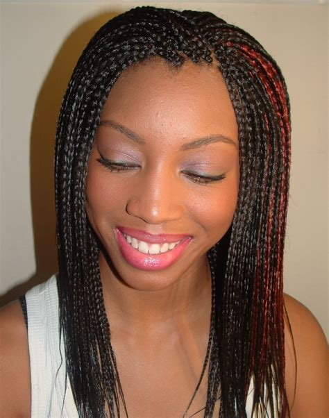 Singles Braids Hairstyles by Single Plaits Hairbraidingacademy