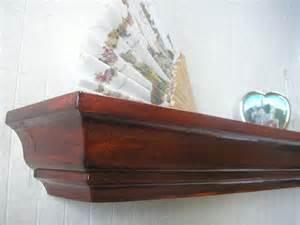 cherry wood shelves cherry wood floating shelf 48