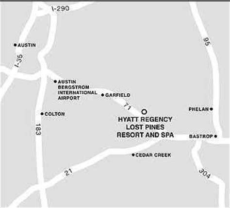 lost pines texas map hyatt regency lost pines resort spa texas golf resort information by two guys who golf