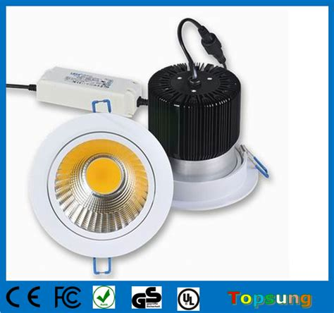 Sale Downlight Series L Outbound 15 Watt new style 15watt cob led downlight 80 90lm w