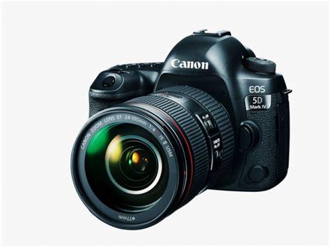 canon 4k canon announces 4k ready 5d iv dslr