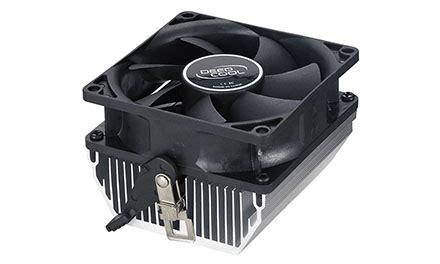 Deepcool Ck Am207 209 Fan Amd Am Socket 090117 ck am209 deepcool cpu air coolers