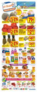 Weekly ad valid march 9 15 2016 save with this week el super ad