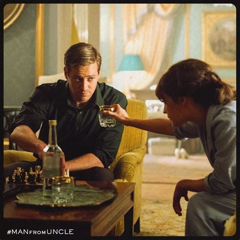 cinema 21 the man from uncle 23 best images about alicia vikander on pinterest