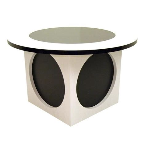 small contemporary speaker coffee table from ultimate