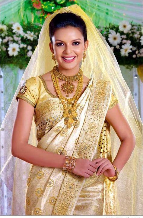 traditional kerala christian wedding saree dresses