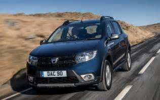 Sandero Stepway Renault Dacia Sandero Stepway Review Suv Styling For Supermini Prices