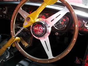 Mgb Steering Wheel For Sale Uk Mgb Roadster Fresh Respray