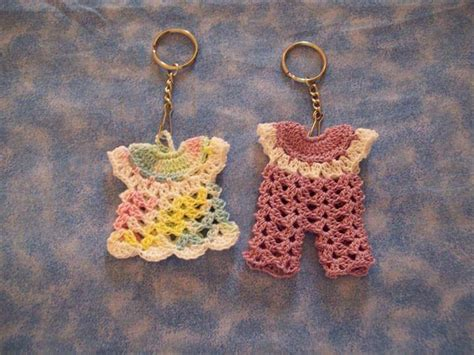 pattern crochet keychain 62 easy handmade fun crochet pattern keychains diy to make
