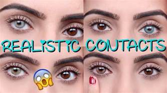 what color contacts should i get coloured contacts for solotica