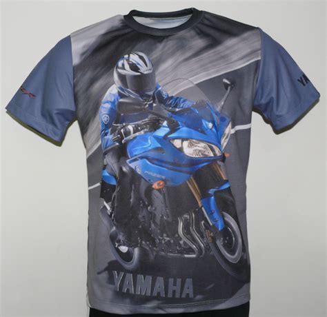 T Shirt Shirt Yamaha yamaha fazer t shirt with logo and all printed