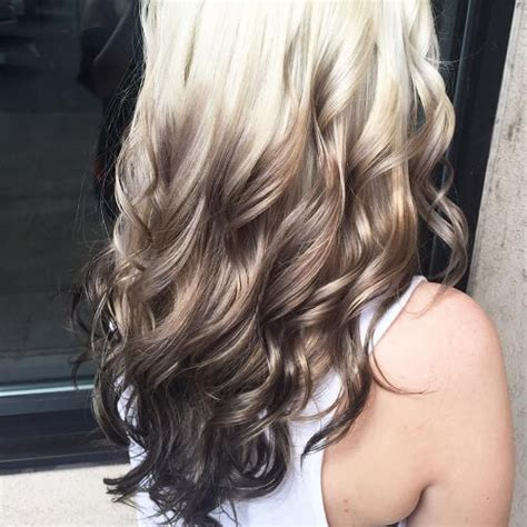 pics of platnium an brown hair styles 50 beautiful ombre hair ideas for inspiration hair
