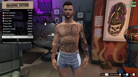 8 sins tattoo gta v quot seven deadly sins quot problem