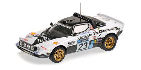 Lancia Stratos Model Danhausen Model Details Lancia Stratos Rally