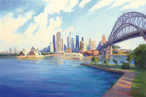 sydney house painters cheap paintings sydney paintings sydney harbour 100 jane blundell artist watercolour