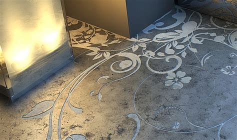 cool floor designs amazing concrete floors loftyfinds com