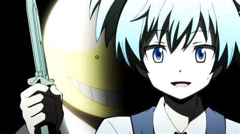 assassination classroom all the anime