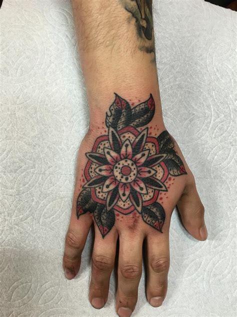 mandala tattoo rihanna mandala by cody hennings tattoos