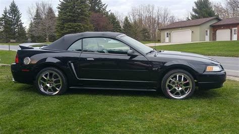 v8 mustang gt for sale black 2000 ford mustang gt convertible v8 5spd for sale