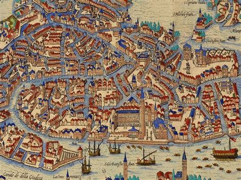 libro braun hogenberg cities of the 17 best images about venetia maps on perspective larger and museums